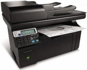 Драйвер для HP LaserJet Pro M1217