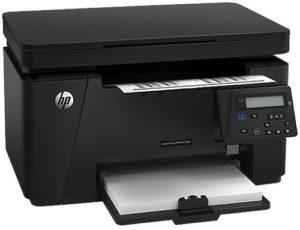 Драйвер для HP LaserJet Pro MFP M125nw