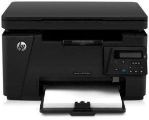 Драйвер для HP LaserJet Pro MFP M126nw