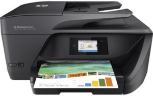 Драйвер для HP Officejet Pro 6960