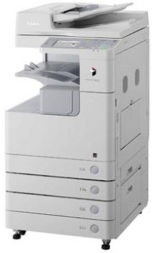 Драйвер для Canon imageRUNNER 2520i
