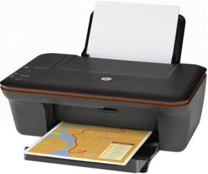 Драйвер для HP DeskJet 2054A