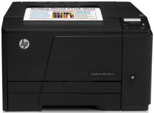 Драйвер для HP LaserJet Pro 200 color M251n
