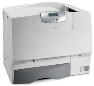 Драйвер для Lexmark C760
