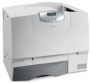 Драйвер для Lexmark C762