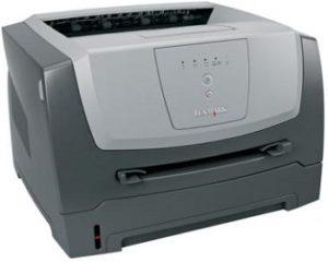 Драйвер для Lexmark E250d