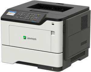 Драйвер для Lexmark MS521