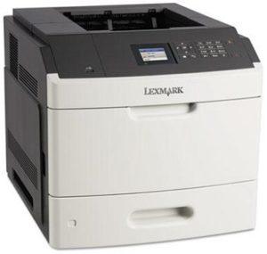 Драйвер для Lexmark MS710