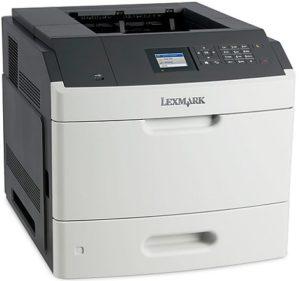 Драйвер для Lexmark MS711