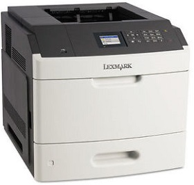 Драйвер для Lexmark MS811