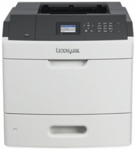 Драйвер для Lexmark MS818