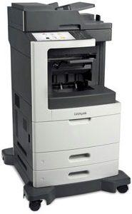 Драйвер для Lexmark MX811
