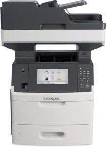 Драйвер для Lexmark XM5163