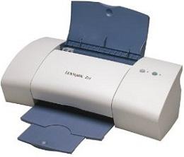 Драйвер для Lexmark Z34