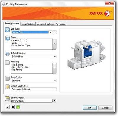 Xerox Global Print Driver Skachat Universalnye Drajvera