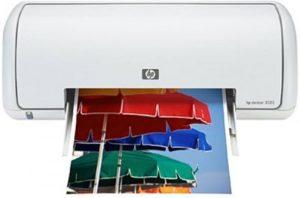 Драйвер для HP DeskJet 3320