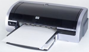 Драйвер для HP DeskJet 5850