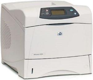 Драйвер для HP LaserJet 4250
