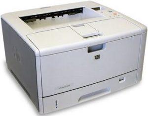 Драйвер для HP LaserJet 5200