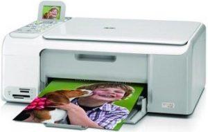 Драйвер для HP Photosmart C4140