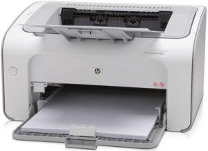 Драйвер для HP LaserJet Pro P1102s