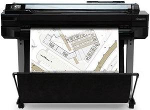 Драйвер для HP Designjet T520