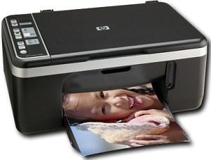 Драйвер для HP DeskJet F4100